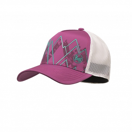 Buff Кепка BUFF Trucker Tech Cap Solid Violet - Solid Violet