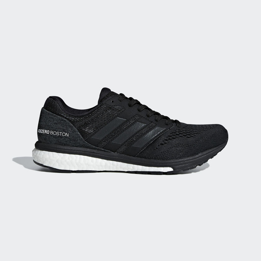 Adidas Adizero Boston 7 W - Core Black / Ftwr White / Carbon