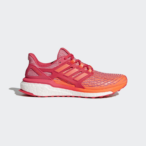 Adidas Energy Boost W - Hi-res Orange S18 / Hi-res Red S18