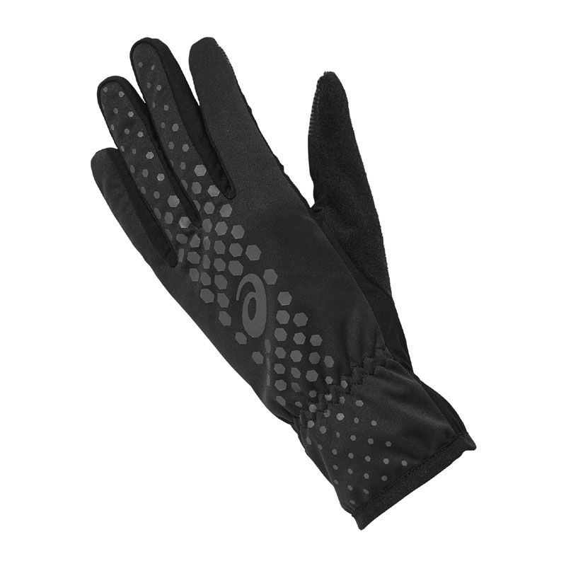 Asics Winter Performance Gloves - Performance Black