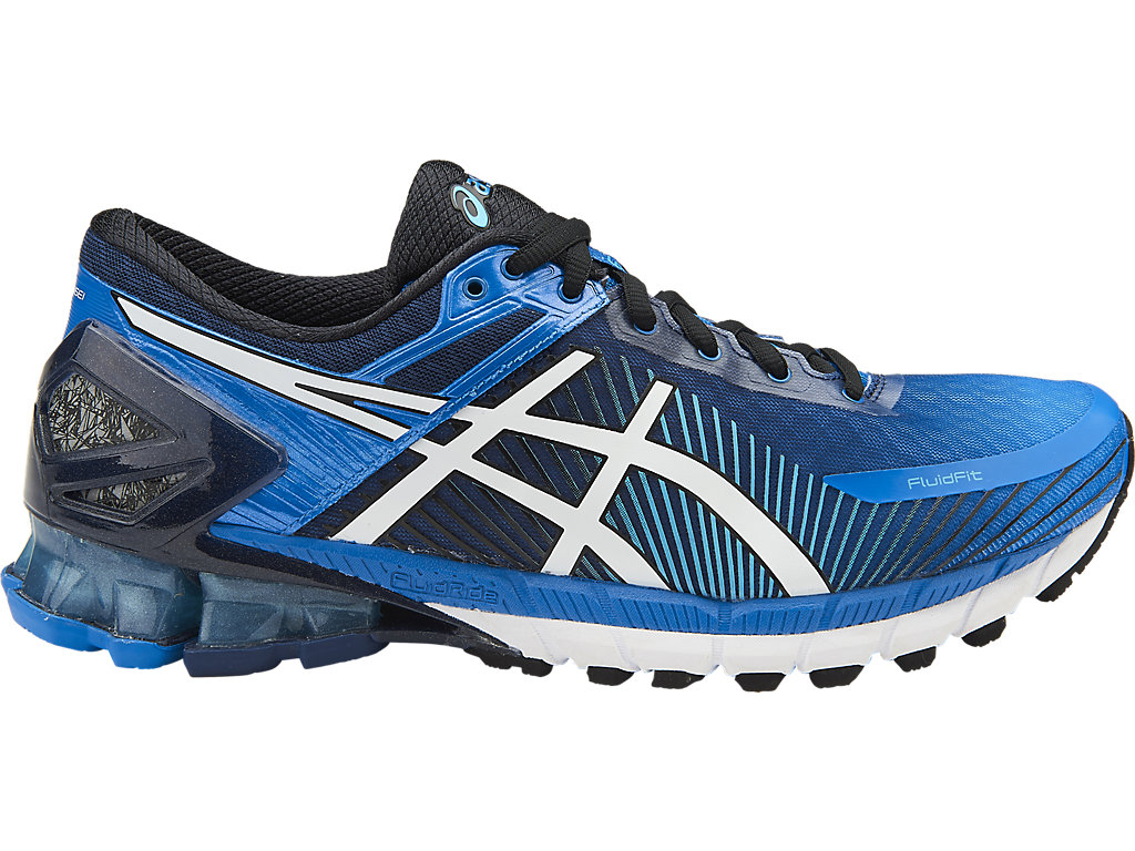 Asics GEL-KINSEI 6 M - Electric Blue / Off White / Island Blue