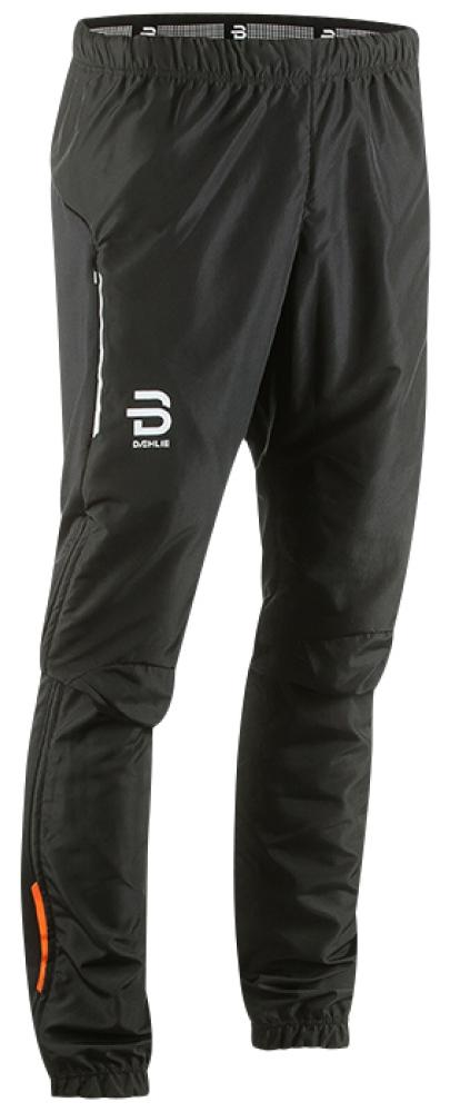 Брюки беговые Bjorn Daehlie 2018-19 Pants Winner 2.0 M - Black