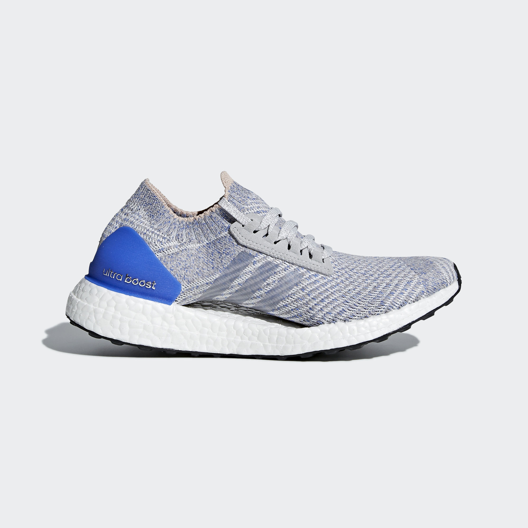 Adidas UltraBOOST X W - Grey Two F17 / Hi-res Blue