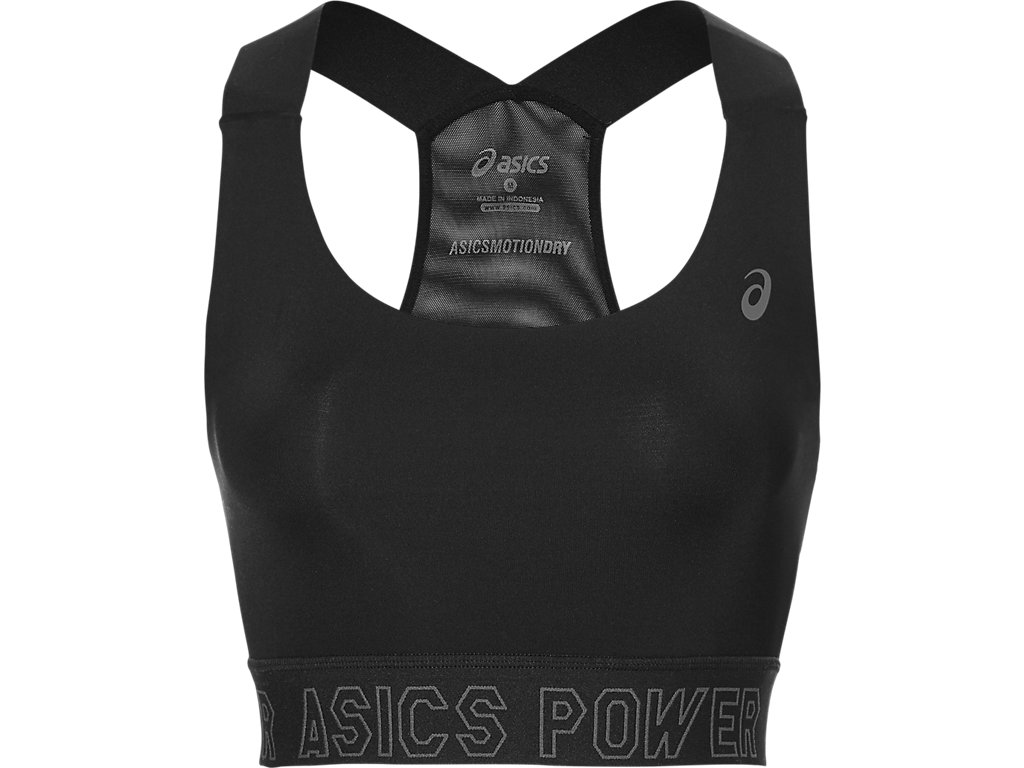 Asics Бра Base Bra W  - Performance Black