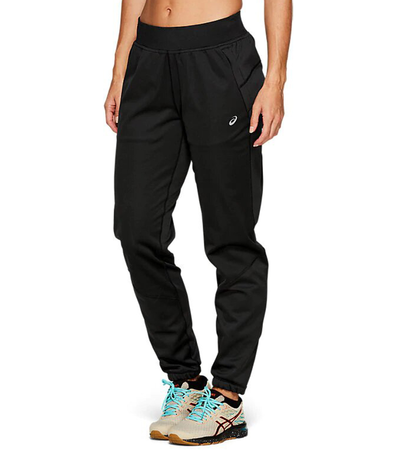 Брюки Asics WINTER ACCELERATE PANT - Performance Black