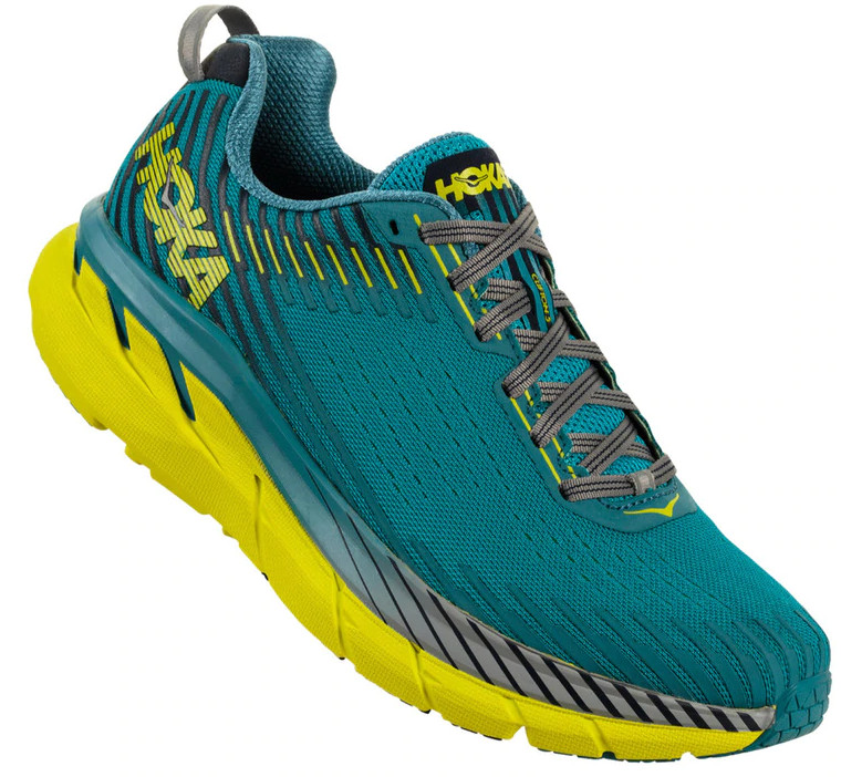 HOKA ONE ONE CLIFTON 5 M - Carribean Sea / Storm Blue