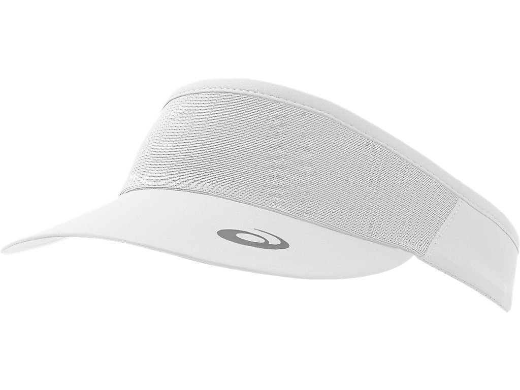 Asics Козырек Performance Visor Uni - Real White