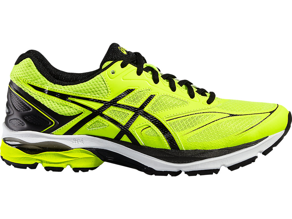 Asics GEL-PULSE 8 M - Safety Yellow / Black / Onyx
