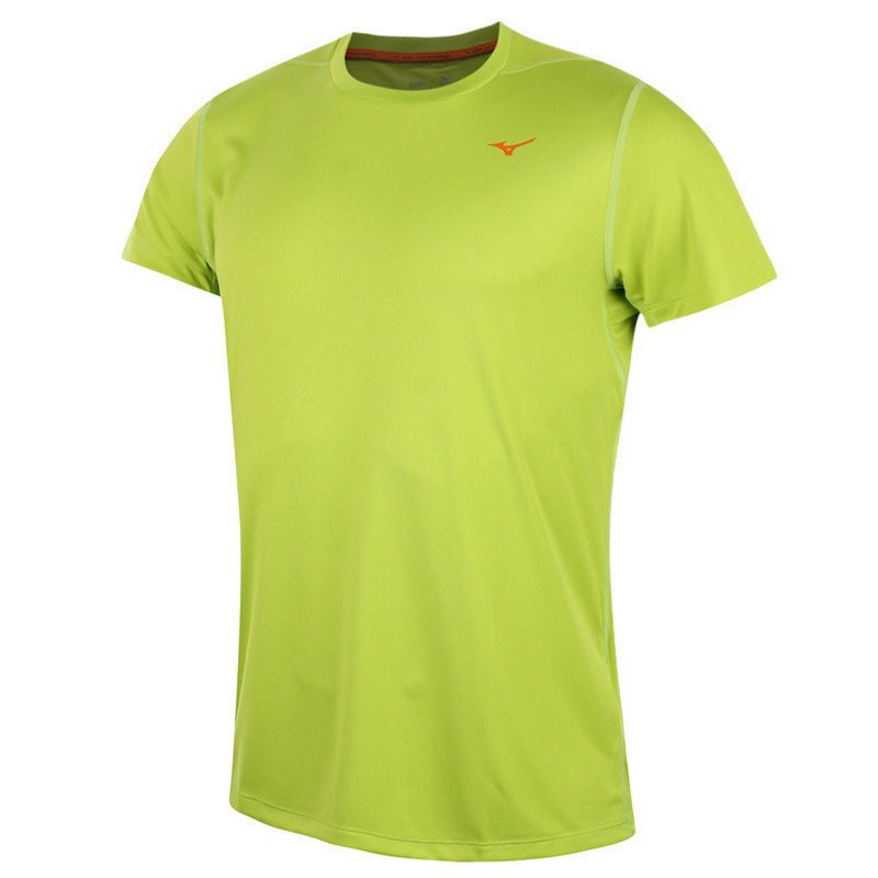 Mizuno Футболка Core Tee M - Lime Green