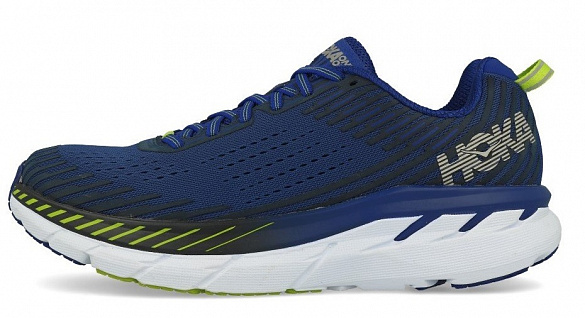 HOKA ONE ONE CLIFTON 5 M - Sodalite Blue / Mood Indigo
