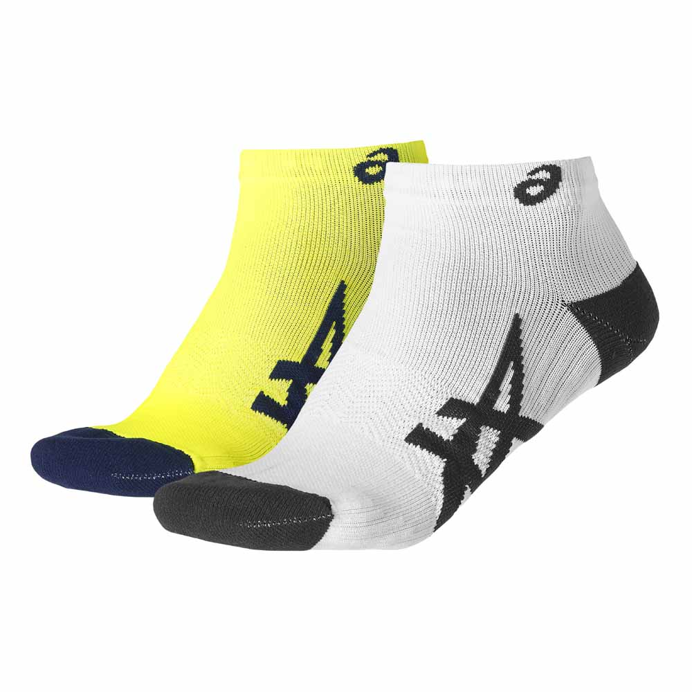 Asics Носки 2PPK Lightweight SOCK  - Safety Yellow