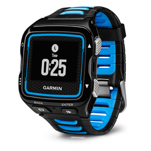 Часы Garmin Forerunner 920XT Black/Blue HRM-Run