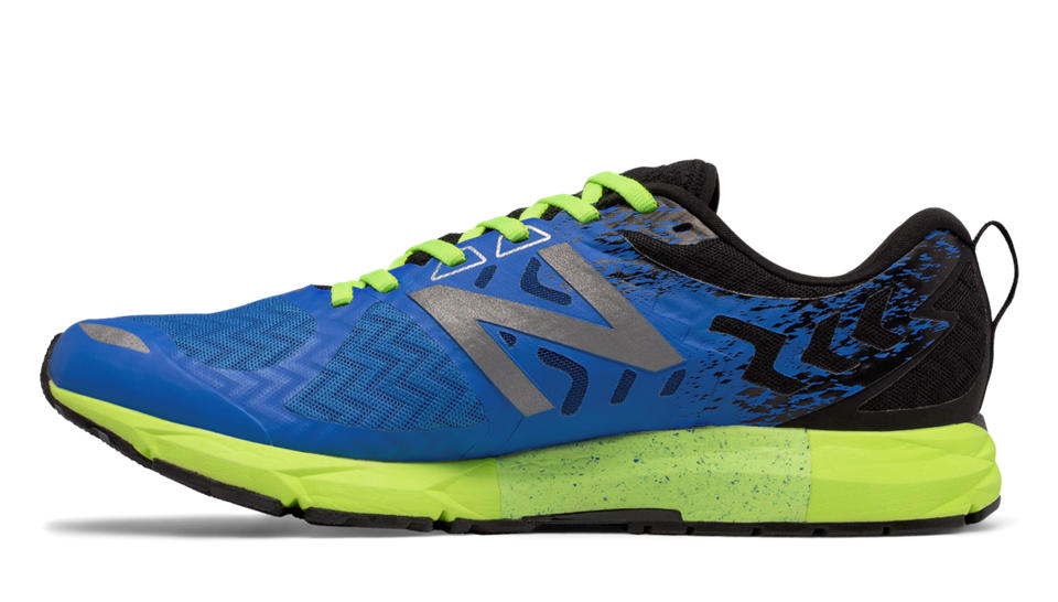 New Balance NB M1500BG3 M - Electric Blue / Lime Glo / Black