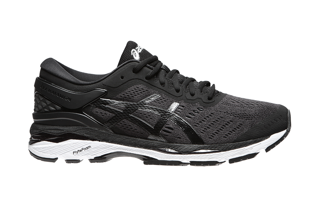 Asics GEL-KAYANO 24 M - Black / Phantom / White