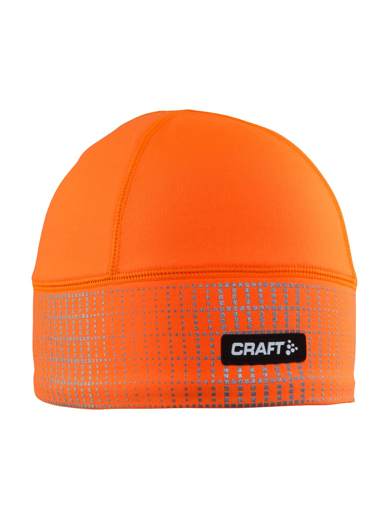 Шапка CRAFT Brilliant 2.0 - Fluorange / Reflective