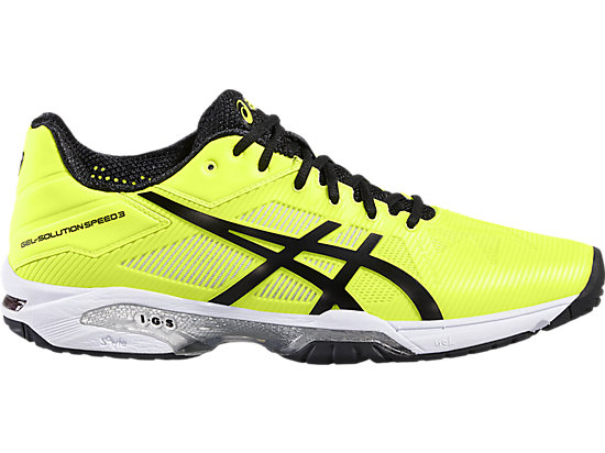 Asics PATRIOT 8 M - Safety Yellow / Black / White