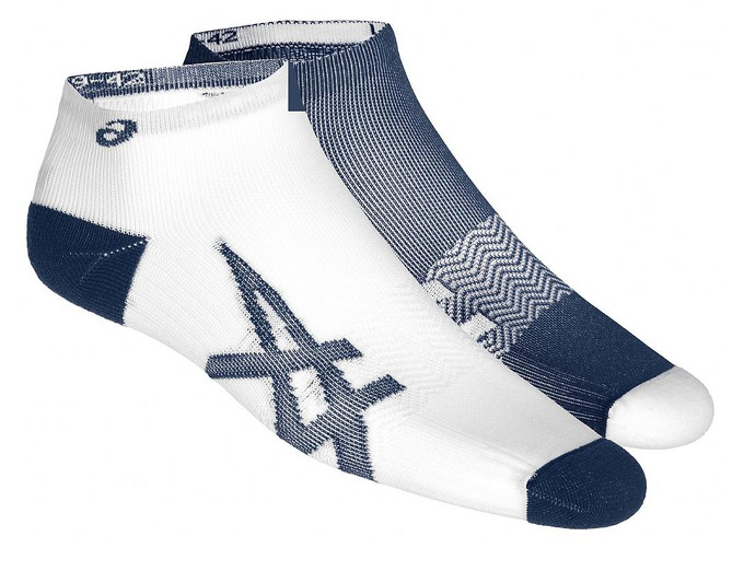Asics Носки 2PPK Lightweight SOCK  - Dark Blue / White