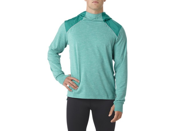 Asics Толстовка Thermopolis Hoodie M - Lapis Heather