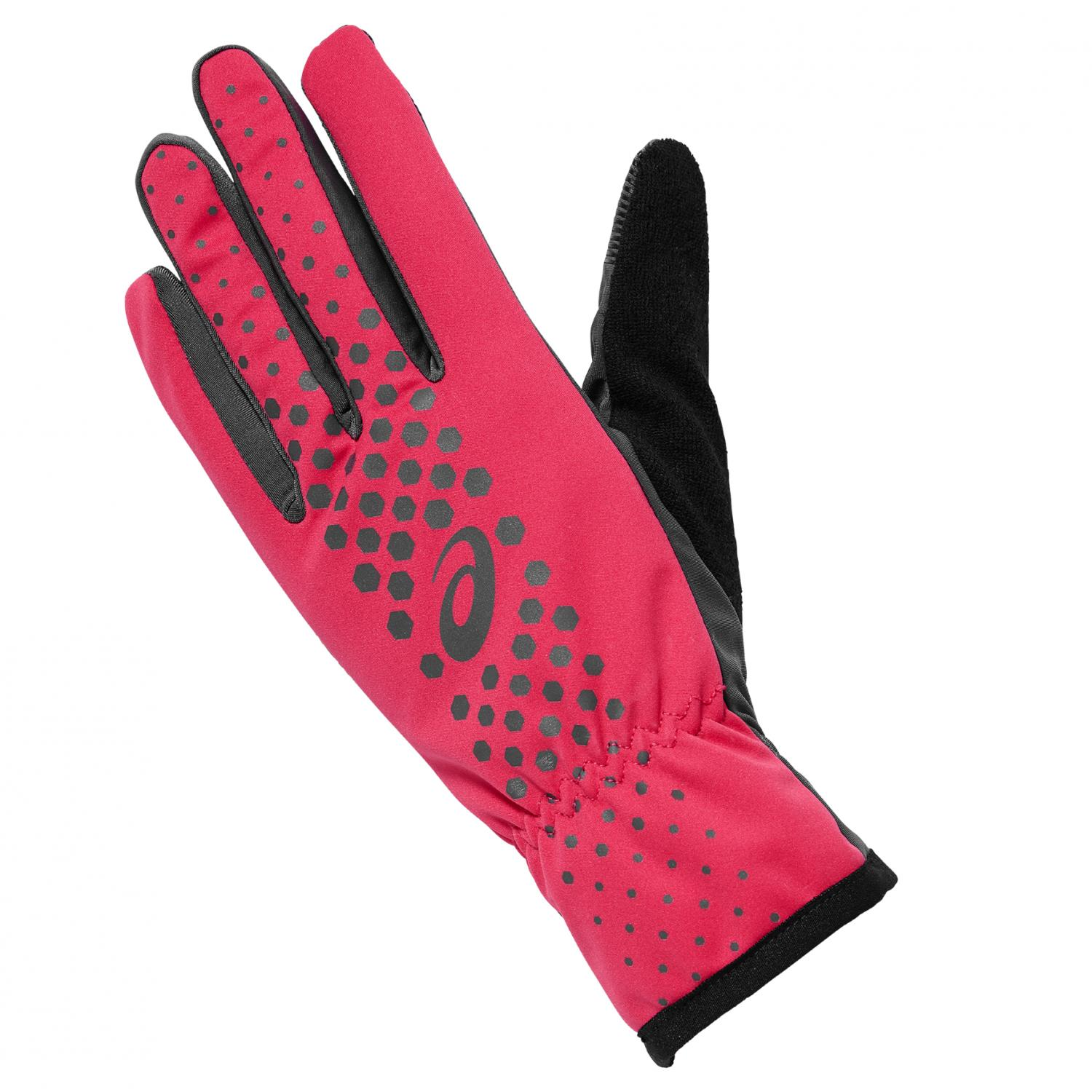 Asics Winter Performance Gloves - Cosmo Pink