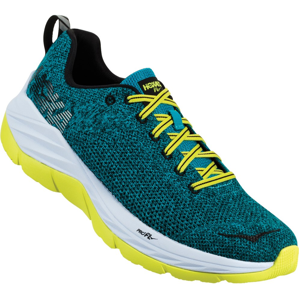 HOKA ONE ONE Mach M - Carribean Sea / Black