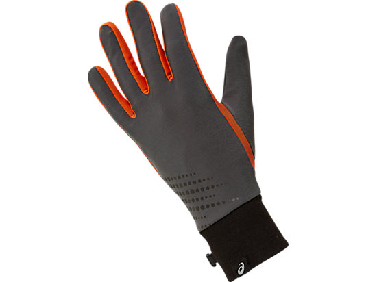 Asics Basic Performance Gloves - Dark Grey