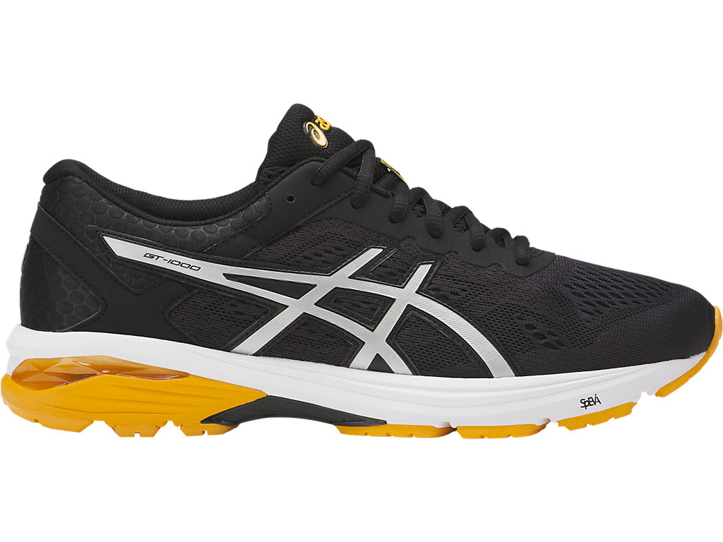 Asics GT-1000 6 M - Black / Silver / Gold Fusion