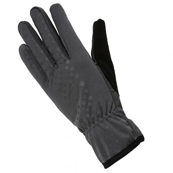 Asics Winter Performance Gloves - Dark Grey