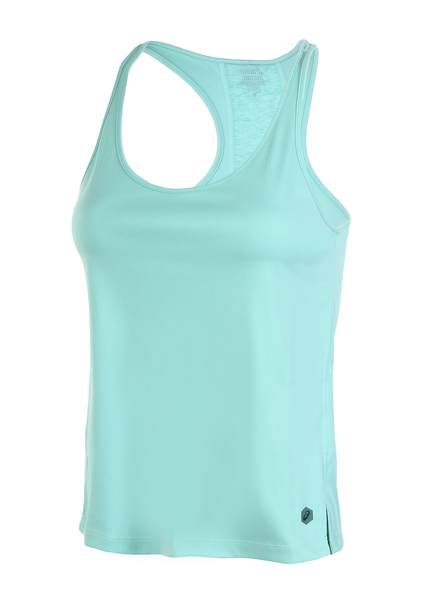 Майка Asics Loose Tank W - Opal Green Heather