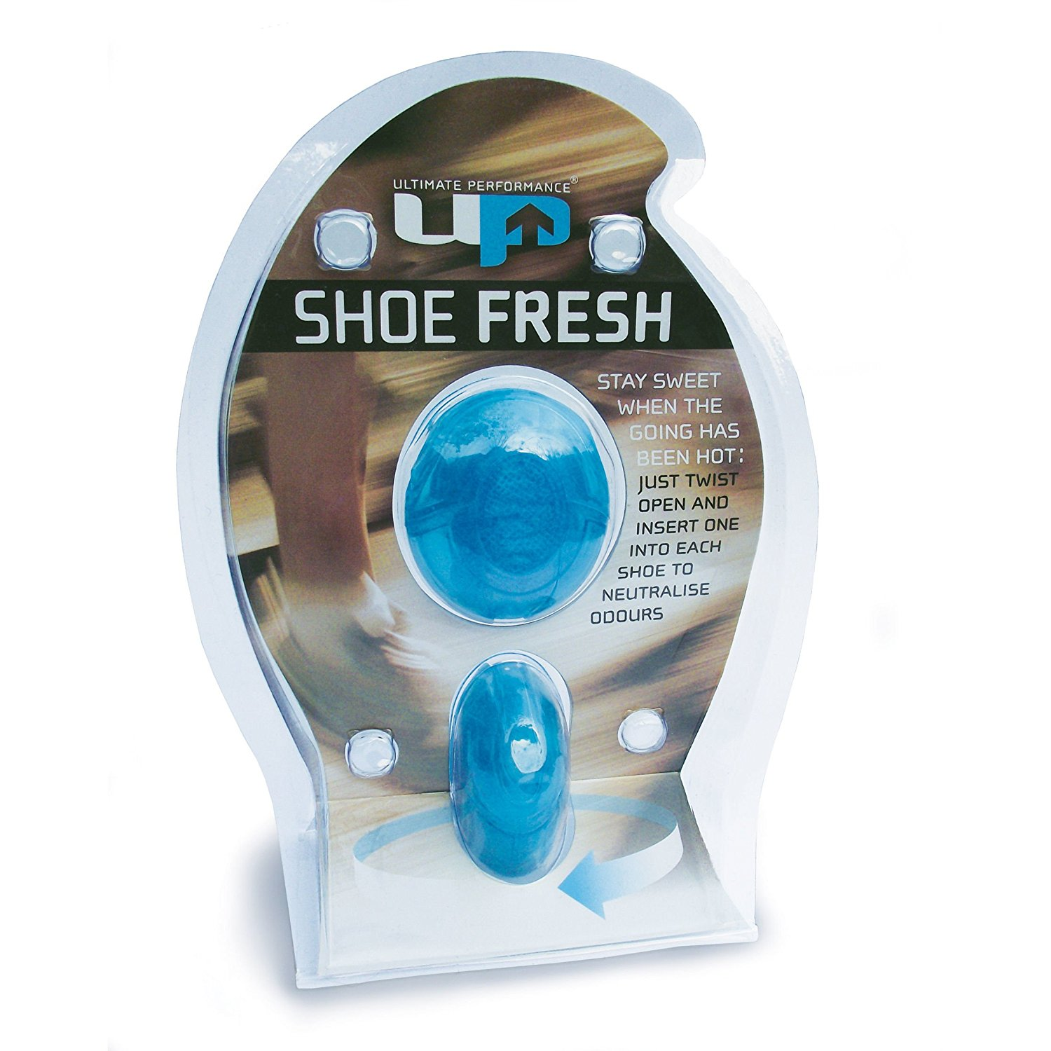 ULTIMATE PERFORMANCE Дезодорант для обуви Shoe Fresh
