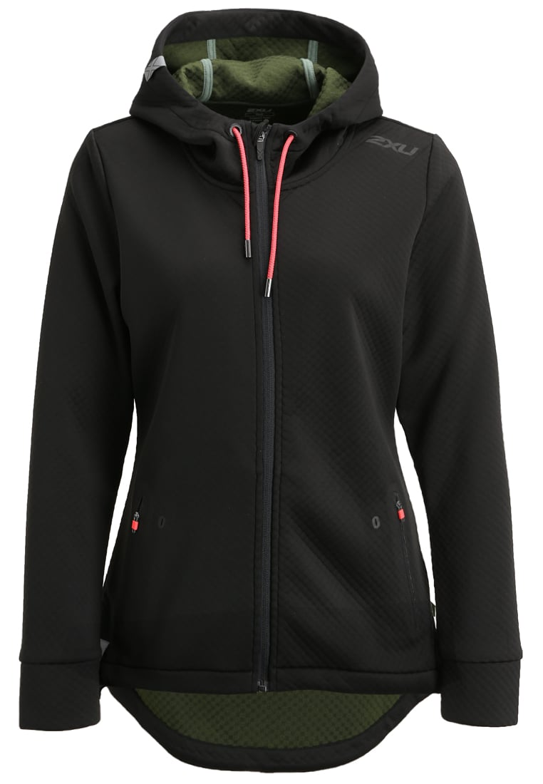 Куртка 2XU Thermal Jacket W - BLK/KMG