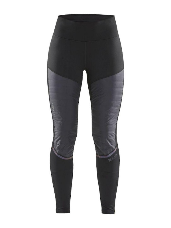 Тайтсы CRAFT SubZ Padded Tights W - Black