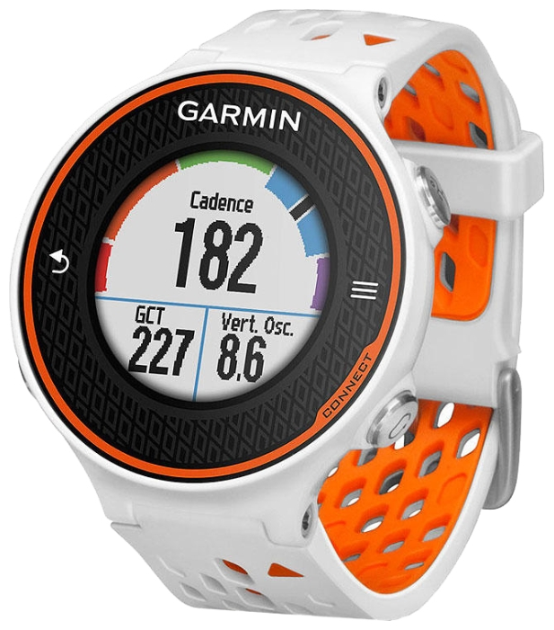 Часы Garmin Forerunner 620 Orange/White HRM-Run