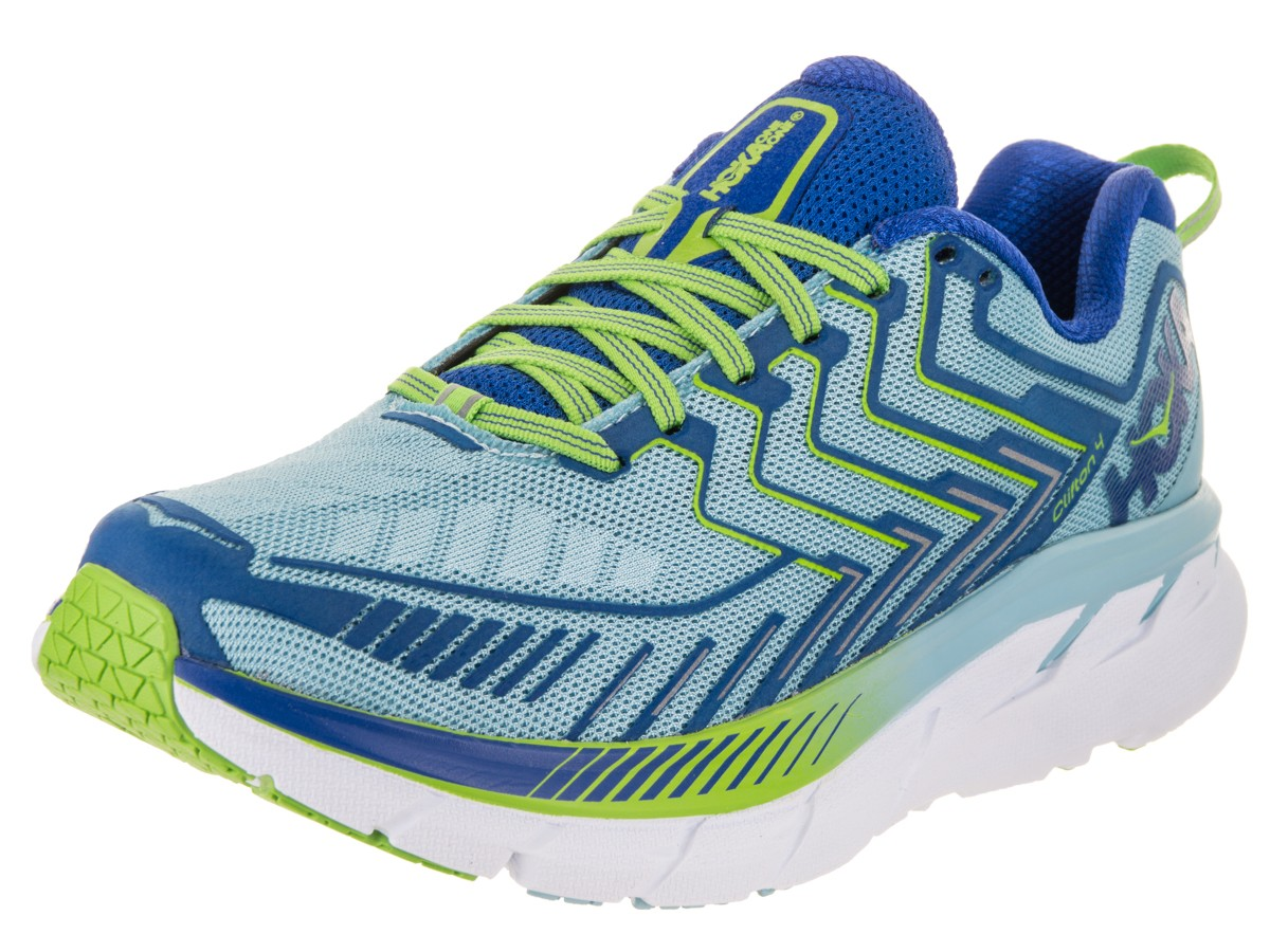 HOKA ONE ONE CLIFTON 4 W - Sky Blue / Surf The Web