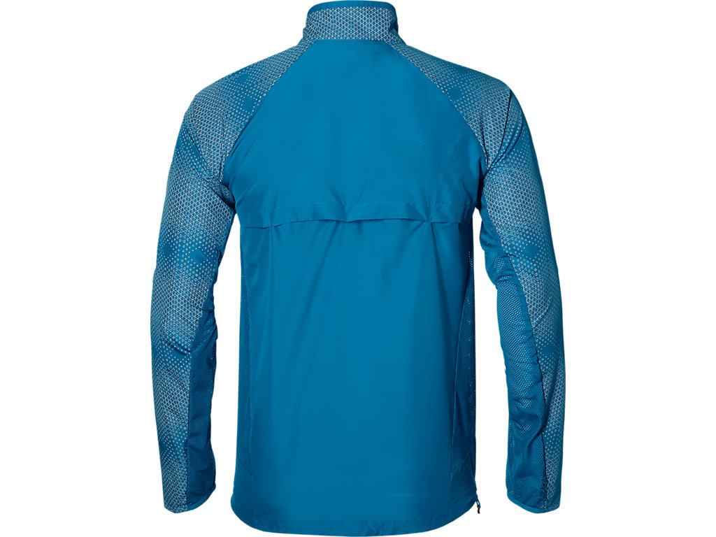 Asics Куртка LITE-SHOW Jacket M  - Thunder Blue