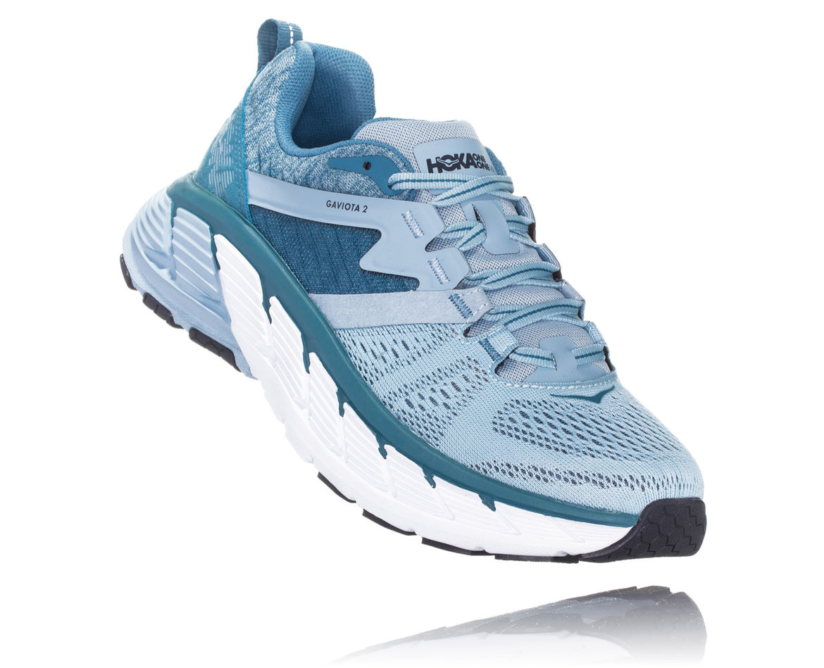 HOKA ONE ONE GAVIOTA 2 W - Forget-Me-Note / Storm Blue